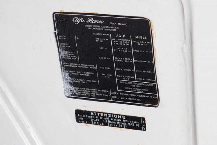 1967 Alfa Romeo GTA 1600 Stradale 30