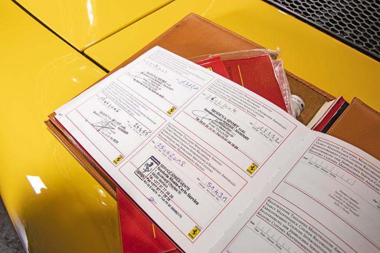 """2001 Ferrari 360 Spider """"Manuale"""" 57"""