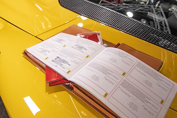"""2001 Ferrari 360 Spider """"Manuale"""" 58"""