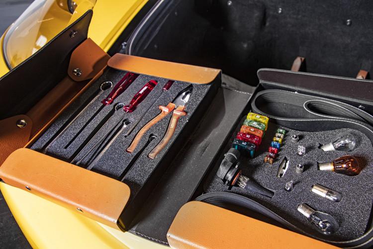 """2001 Ferrari 360 Spider """"Manuale"""" 62"""