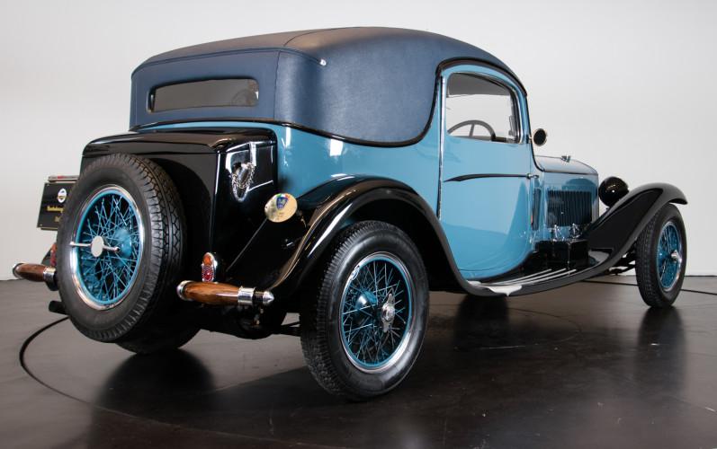 1931 Alfa Romeo 6C 1750 GTC 5