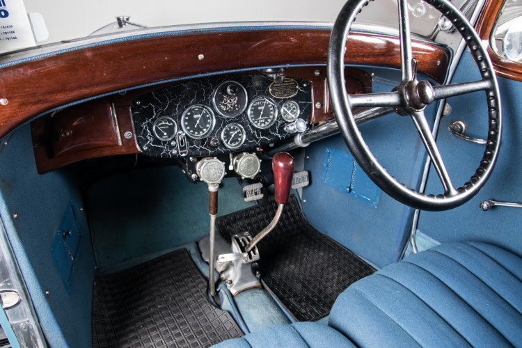 1931 Alfa Romeo 6C 1750 GTC 26