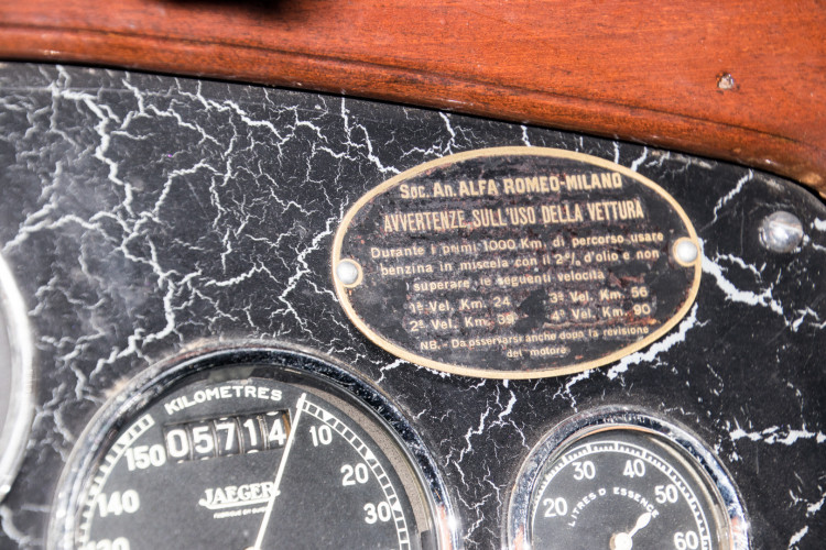 1931 Alfa Romeo 6C 1750 GTC 31
