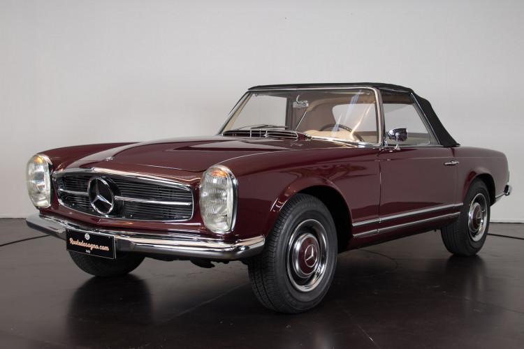 1963 Mercedes-Benz 230 SL 0