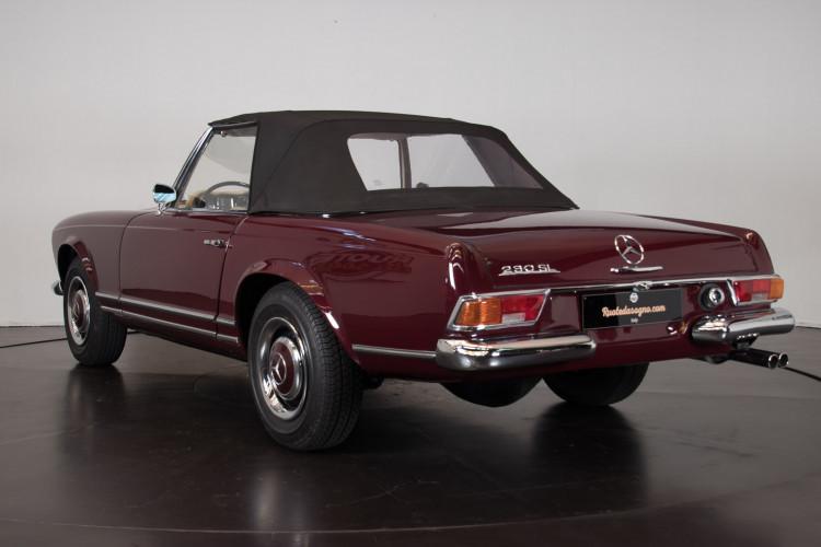 1963 Mercedes-Benz 230 SL 8