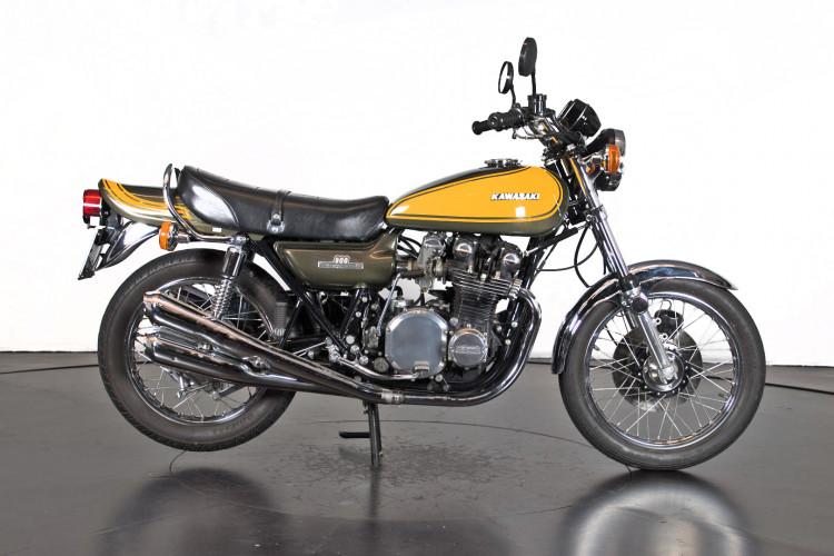 1973 Kawasaki 900 3