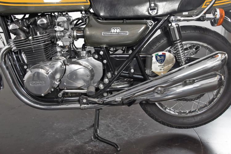 1973 Kawasaki 900 9