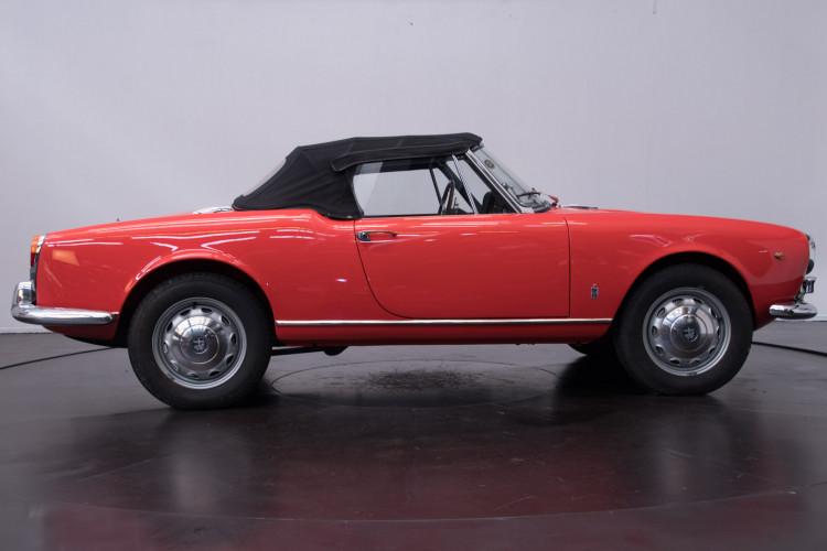 1964 Alfa Romeo Giulia 1600 Spider 7