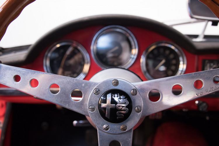 1964 Alfa Romeo Giulia 1600 Spider 19