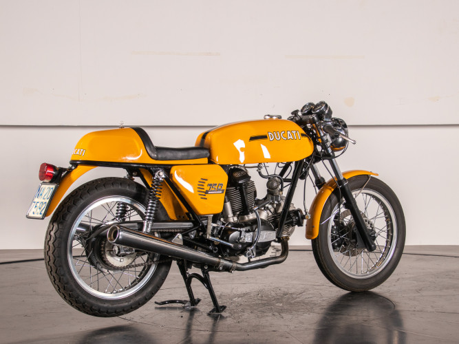 1978 Ducati 750 S 3