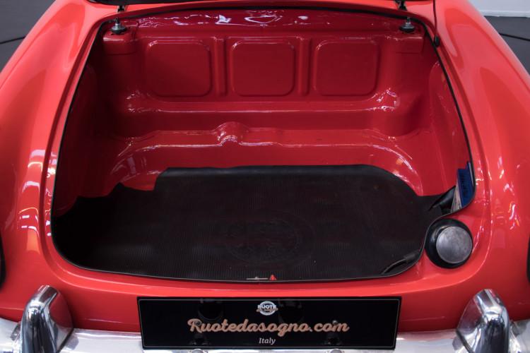 1964 Alfa Romeo Giulia 1600 Spider 25