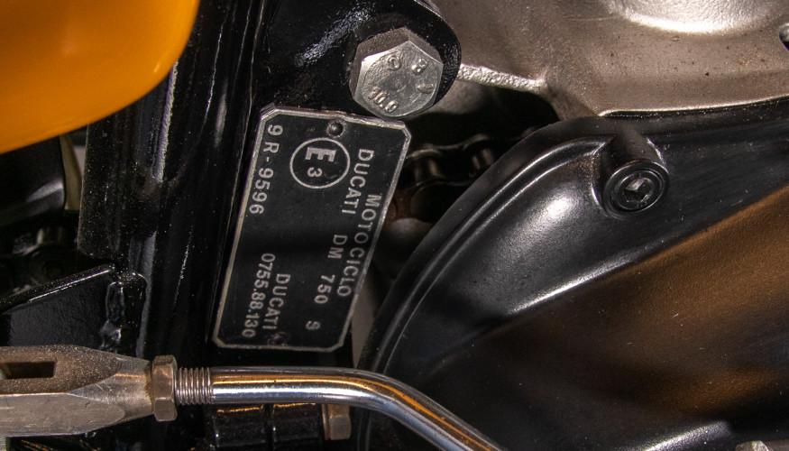 1978 Ducati 750 S 41