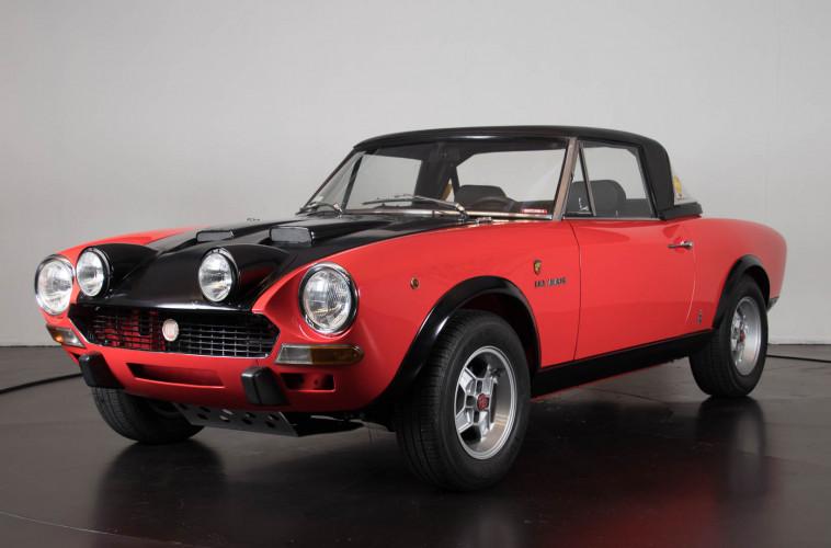 1975 Fiat Abarth 124 0