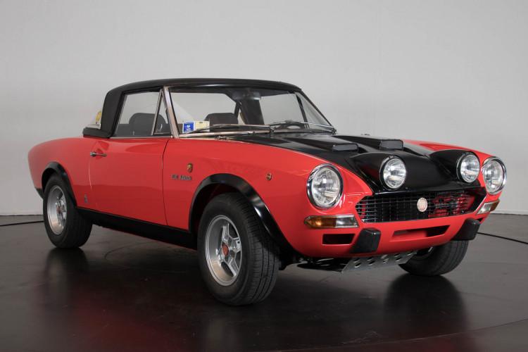 1975 Fiat Abarth 124 3
