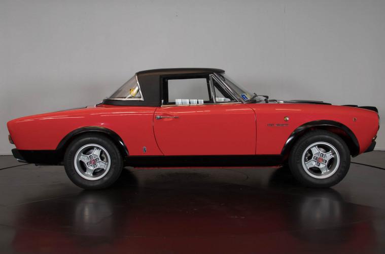 1975 Fiat Abarth 124 5