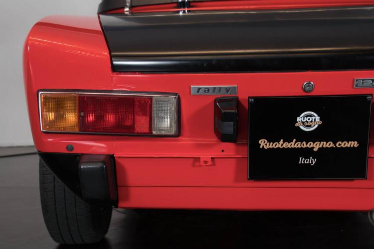 1975 Fiat Abarth 124 23