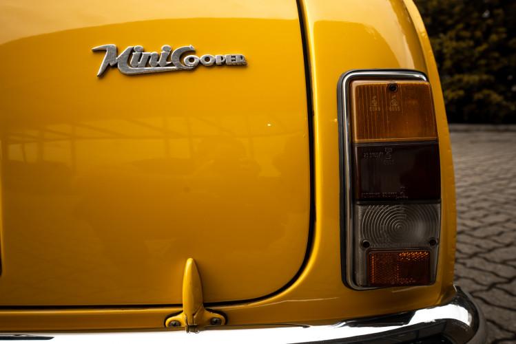 1968 Innocenti Mini Cooper MK1 22