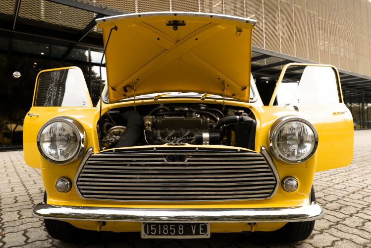1968 Innocenti Mini Cooper MK1 48
