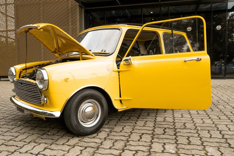 1968 Innocenti Mini Cooper MK1 46
