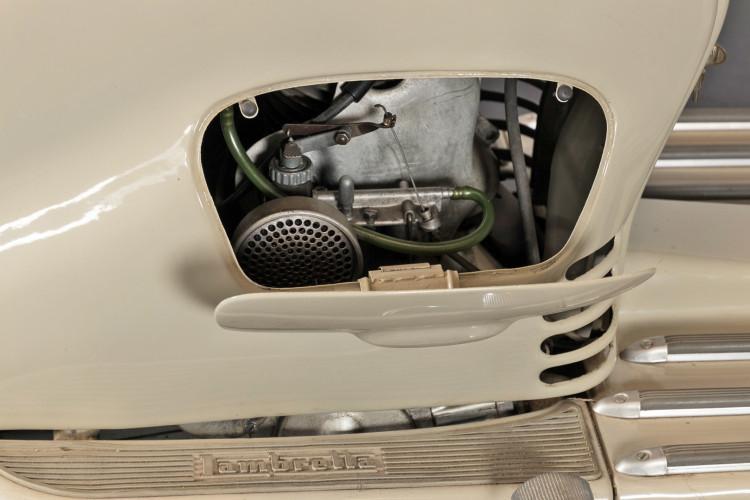 1954 Innocenti Lambretta 125 LD Avviamento Elettrico 11