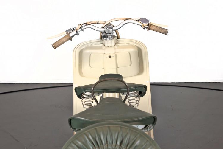 1954 Innocenti Lambretta 125 LD Avviamento Elettrico 4
