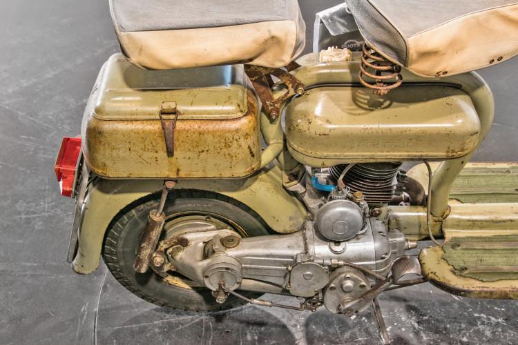 1953 Innocenti Lambretta 125 C 15