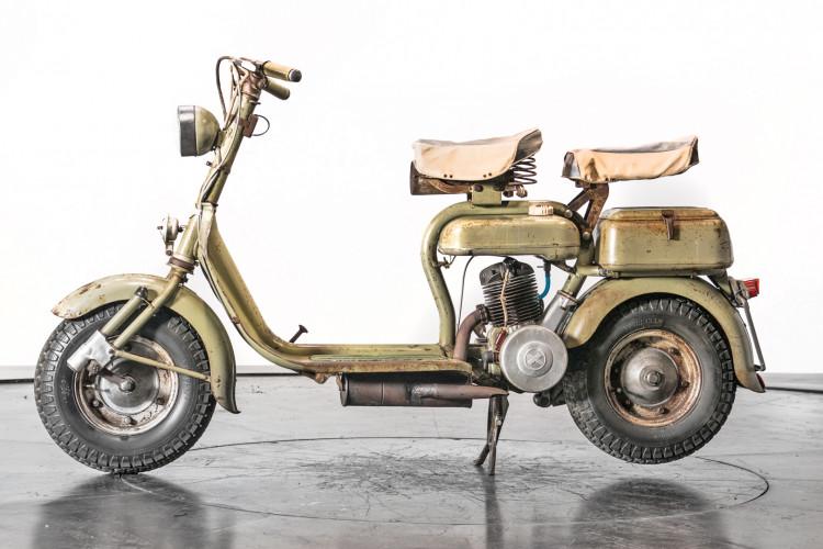 1953 Innocenti Lambretta 125 C 0