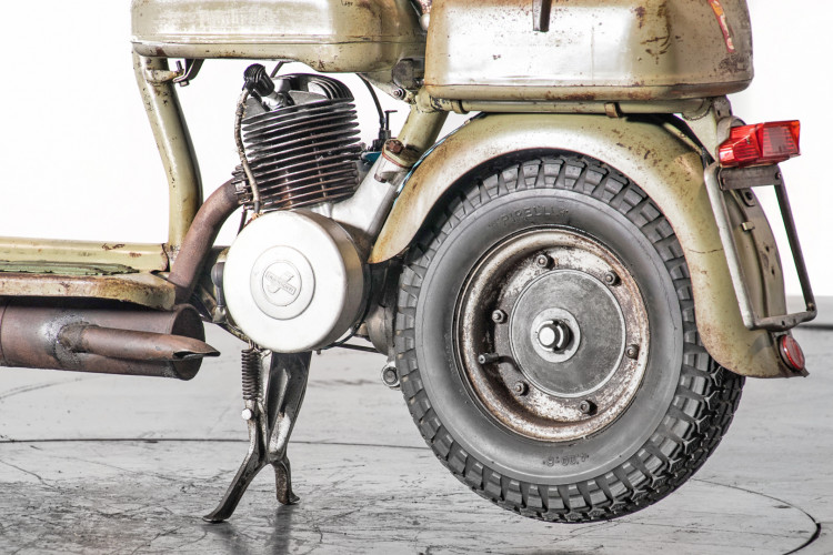 1953 Innocenti Lambretta 125 C 7