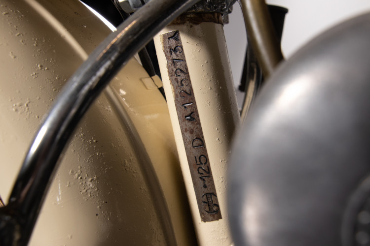 1954 Innocenti Lambretta 125 D 19