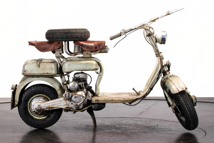 1953 INNOCENTI LAMBRETTA 125 1