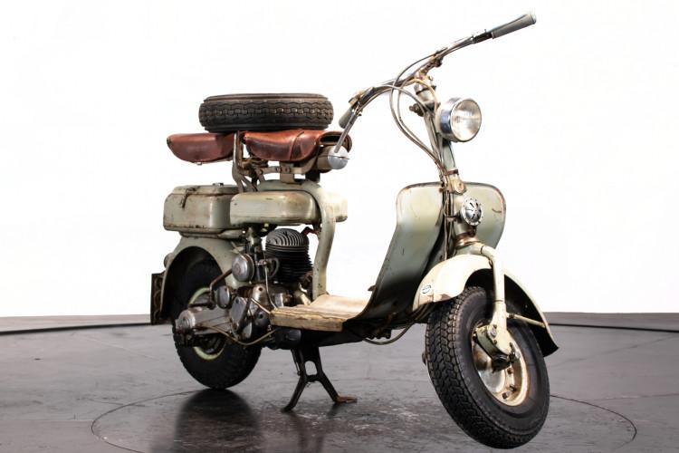 1953 INNOCENTI LAMBRETTA 125 10