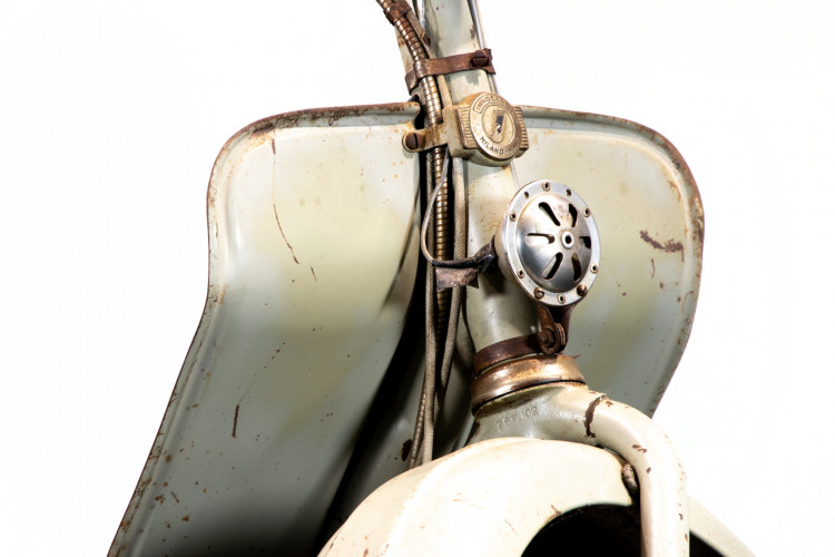 1953 INNOCENTI LAMBRETTA 125 12