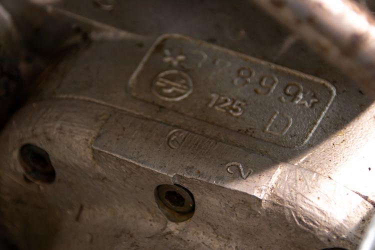1953 INNOCENTI LAMBRETTA 125 21