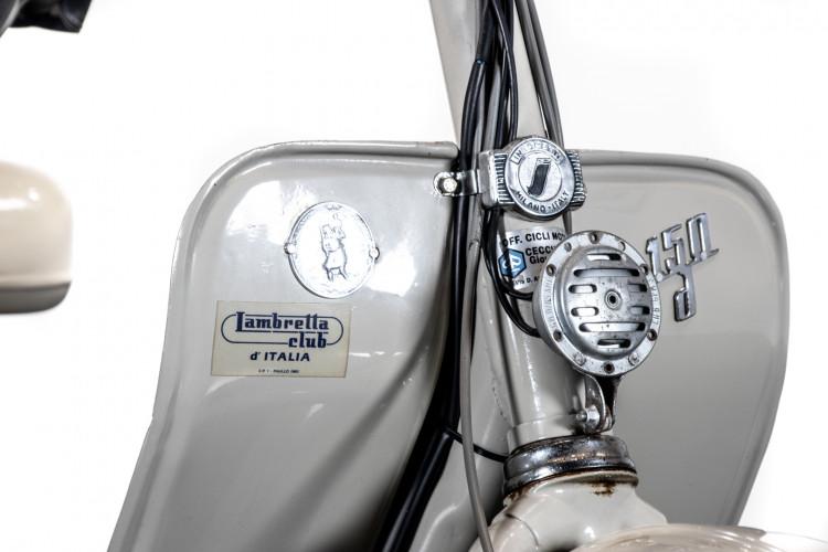 1955 Innocenti Lambretta 150 D 12