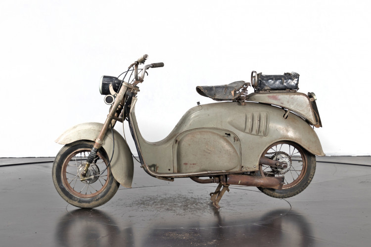 1953 Iso Scooter 125 0