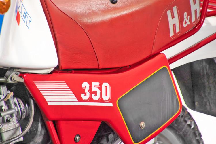 1984 Italjet HH 12