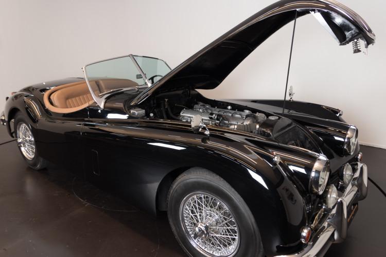 1955 Jaguar XK140 Roadster OTS 21