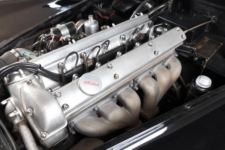 1955 Jaguar XK140 Roadster OTS 24