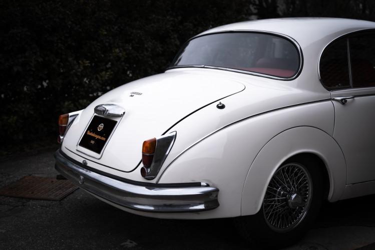1962 JAGUAR MK2 3.8 3