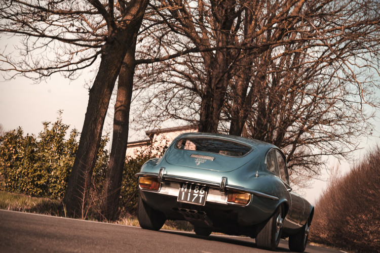 1971 Jaguar E-Type V12 Coupé 4