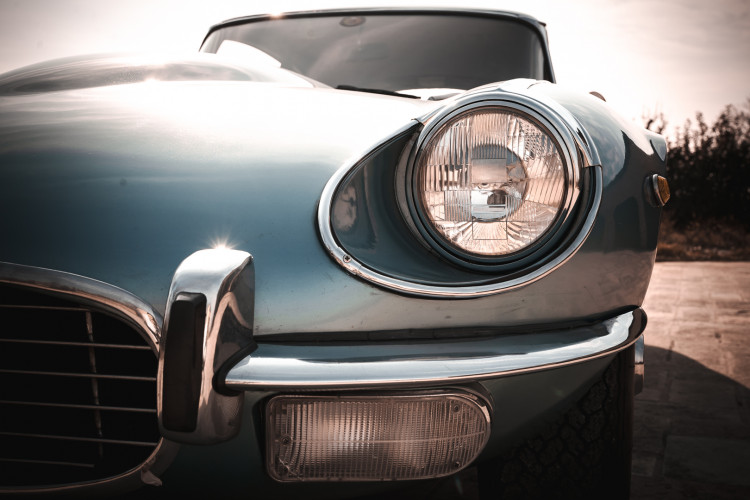 1971 Jaguar E-Type V12 Coupé 11
