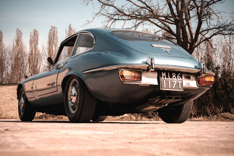 1971 Jaguar E-Type V12 Coupé 13
