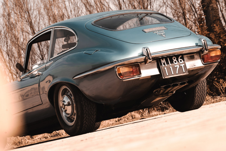 1971 Jaguar E-Type V12 Coupé 15