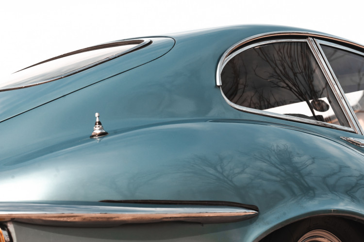 1971 Jaguar E-Type V12 Coupé 21