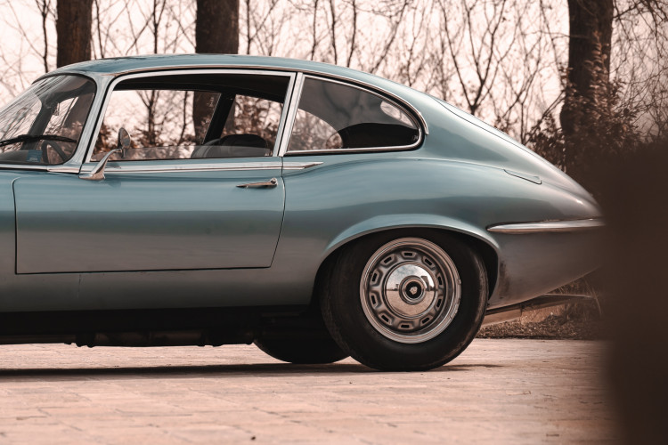 1971 Jaguar E-Type V12 Coupé 24