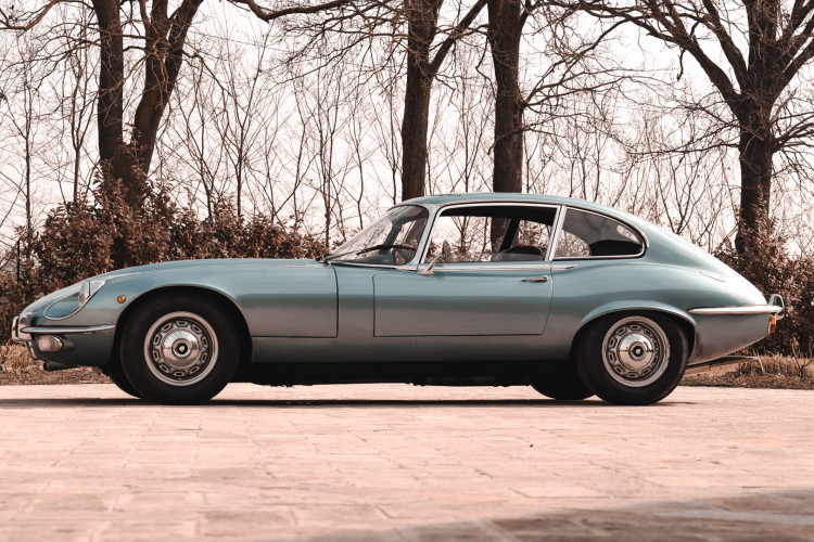 1971 Jaguar E-Type V12 Coupé 25