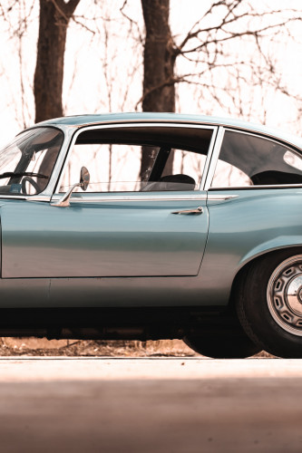 1971 Jaguar E-Type V12 Coupé 28