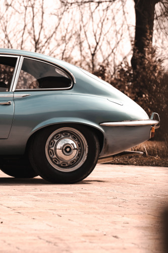 1971 Jaguar E-Type V12 Coupé 29