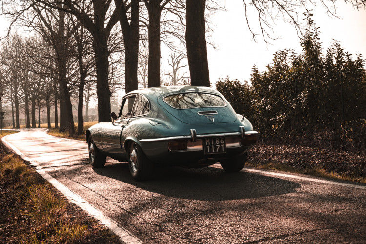 1971 Jaguar E-Type V12 Coupé 2