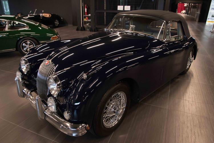 1961 Jaguar XK150 DHC 10